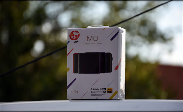 Shanling M0 Review - Image Photo