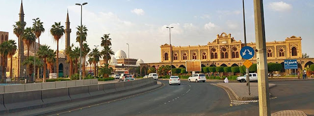 madina-railway-station-and-museum