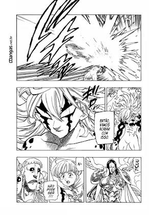 Manga Nanatsu No Taizai – Capítulo 207