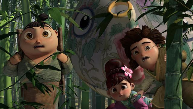 Fotograma de la película: El pincel mágico (2014)
