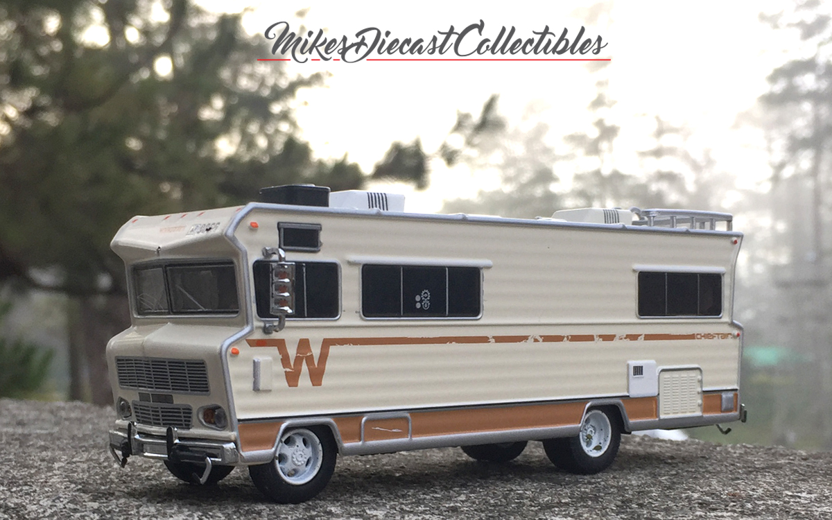 Mike S Diecast Collection The 1973 Winnebago Chieftain