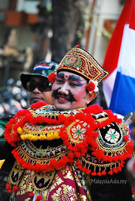 Festival in Bali