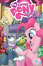 MLP Friendship is Magic #20 Comic Cover Hot Topic Variant
