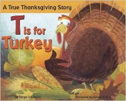 http://www.amazon.com/Turkey-True-Thanksgiving-Story/dp/0843125705/ref=pd_sim_b_3