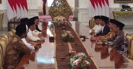 Ini Reaksi Politisi PDIP Terkait Pertemuan GNPF-MUI dengan Presiden Jokowi di Istana Negara