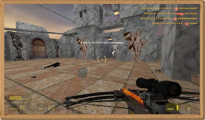 Half Life 2 Deathmatch PC Games Gameplay