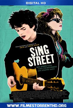 Baixar Sing Street Musica e Sonho – Torrent Bluray Rip 720p | 1080p Dublado/Dual Áudio (2016)