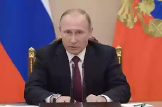 President Vladimir Putin reveals Russia's powerful nuclear missile