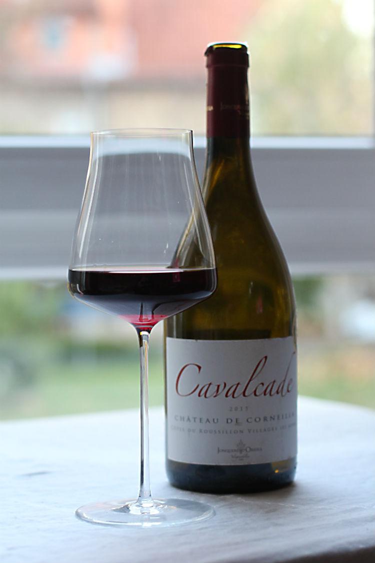 Der perfekte Wein dazu: Château de Corneilla   Cavalcade Rouge  Côtes du Roussillon   Les Aspres, AOP, zu geschmortem Kürbis mit Pfifferlingen | Arthurs Tochter – Der Blog für Food, Wine, Travel & Love
