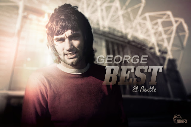 GEORGE BEST A TALENT THAT COMES ONCE IN CENTURY