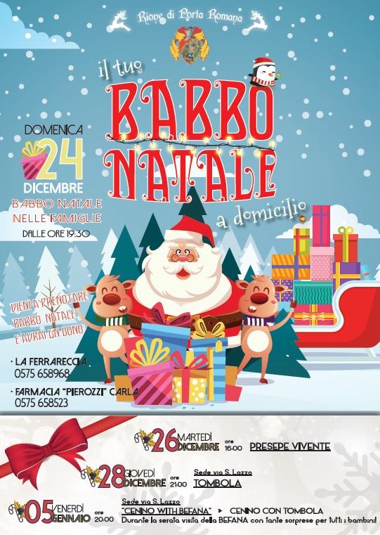 Rione Porta Romana Le Tradizioni Quelle Belle Il Natale Di Porta