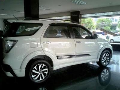 Promo Kredit Murah Toyota Rush Terbaru