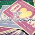 DIY tutorial convite de casamento raspadinha