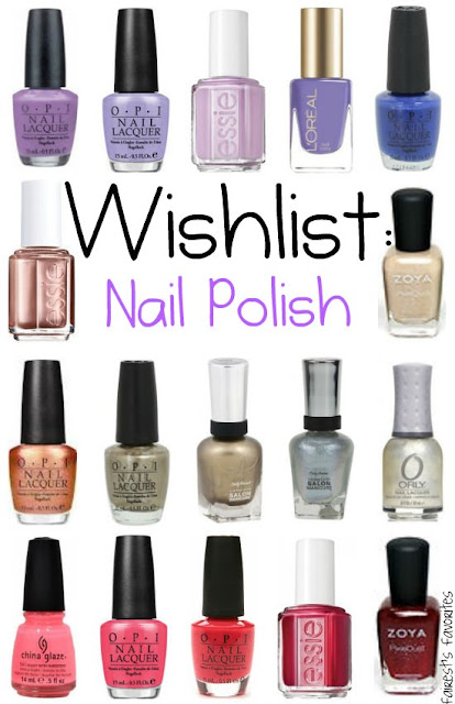 List of Discontinued OPI Collections and Nail Polishes By