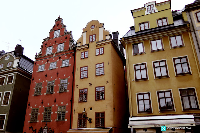 bowdywanders.com Singapore Travel Blog Philippines Photo :: Sweden ::  Why You Should Add Stortorget Square, Gamla Stan To Your Stockholm Bucketlist