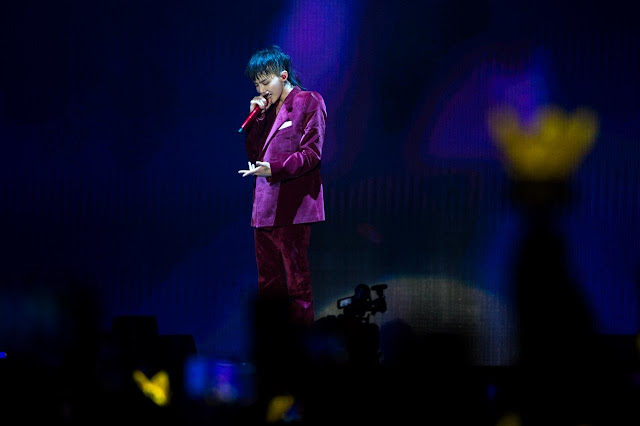G-DRAGON CAPTIVATES FANS AT THE VENETIAN MACAO WITH HIS 'G-DRAGON 2017 WORLD TOUR <ACT III, M.O.T.T.E> IN MACAO'