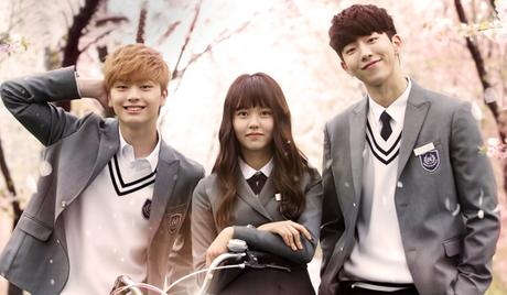 Sinopsis Drama Korea Who Are You School 2015