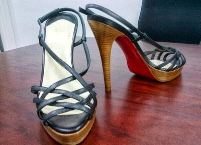 50f710fbcb98 Les Bananas  Loubs for Sale - Perfect for Spring Christian Louboutin ...