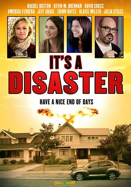 It's a Disaster (2012) ταινιες online seires xrysoi greek subs