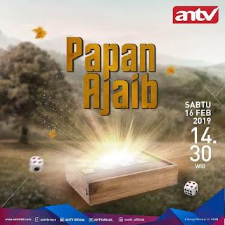Sinopsis Foto dan Biodata Pemain Sinetron Papan Ajaib ANTV