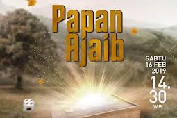 Foto dan Biodata Pemain Sinetron Papan Ajaib ANTV (2019)