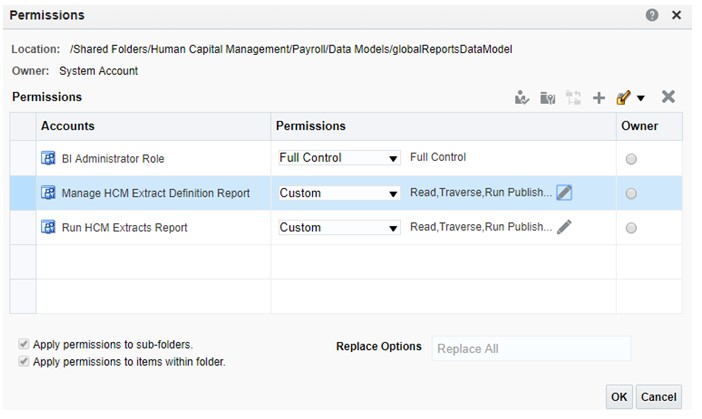 Fusion HCM Tips and Tricks: HCM Extracts Error