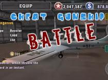 Cheat Gunship Battle Android Gratis