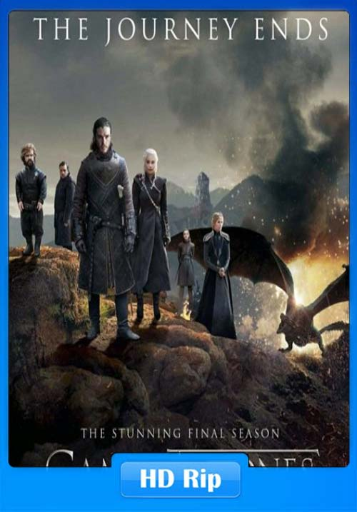 Game of Thrones 2019 S08E01 720p HDRip x264