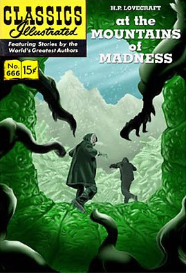 H.P. Lovecraft, At the Mountains of Madness