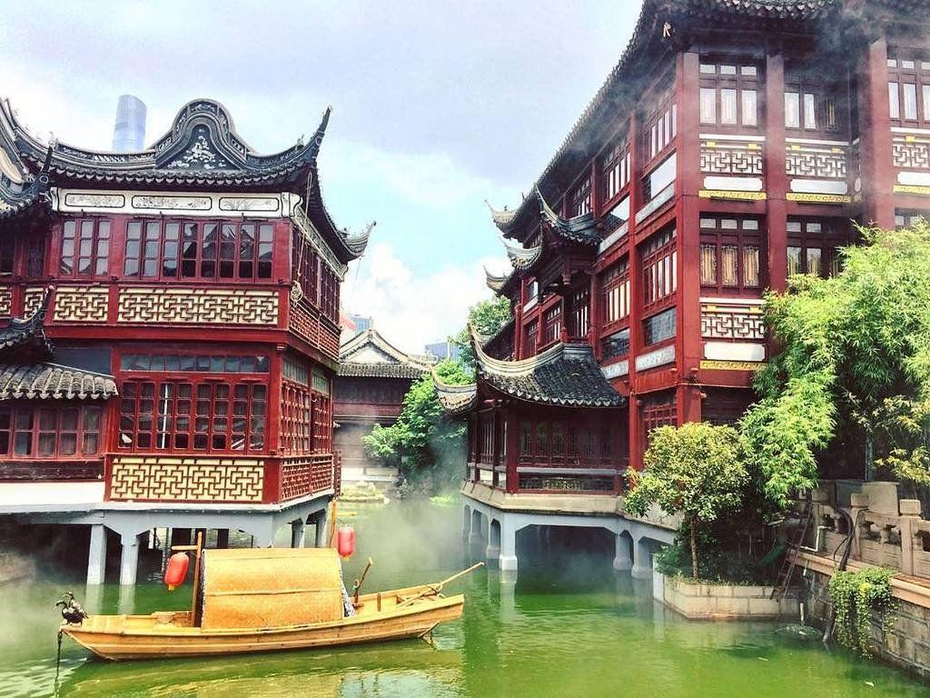 Shanghai Yu Garden