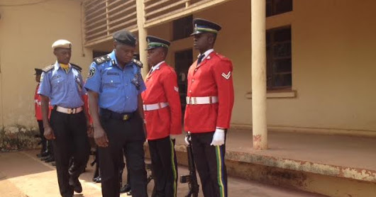 Dan-malam Mohammed Is The New Commissioner Of Police In Enugu State