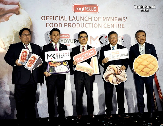 myNEWS Holdings Berhad - FOOD PRODUCTION CENTER @Kota Damansara
