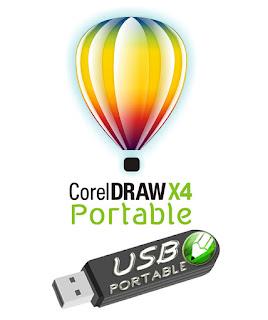 Download CorelDraw X4 portable untuk komputer dan laptop