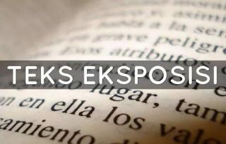 Dan sekarang, mari kita bahas secara tuntas materi teks eksposisi mulai dari pengertian, struktur, unsur kebahasaan sampai contoh teks eksposisi.