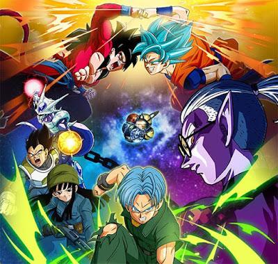 الحلقة 1 من Dragon Ball Heroes مترجم