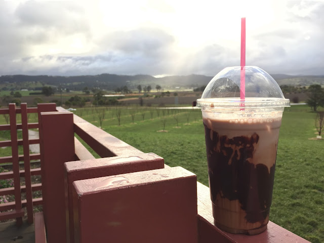 Yarra Valley Chocolaterie & Ice Creamery - Real Ice Chocolate