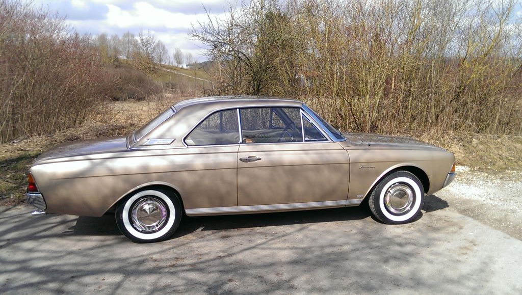 avengers in time 1964 cars ford taunus 17m 20m p5. Black Bedroom Furniture Sets. Home Design Ideas
