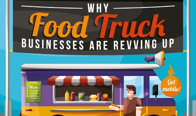 Why Food Truck Businesses Are Revving Up