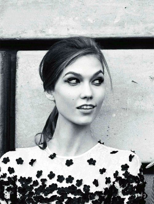 KARLIE KLOSS for VOGUE UK May 2012