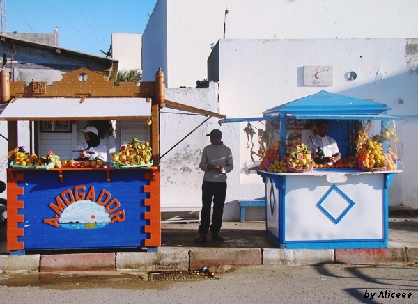 Plaza-Mulay-Hussein-Essaouira-Maroc