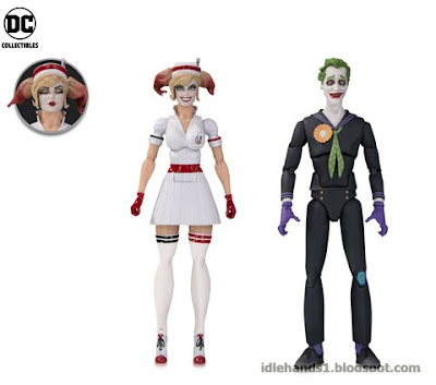 Toy Fair 2018: DC Collectibles Preview