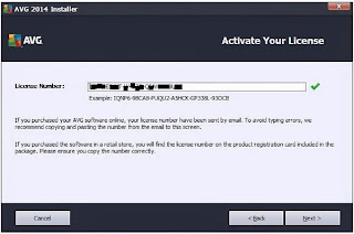 AVG Internet Security 2014 1 Year License Code Free Download