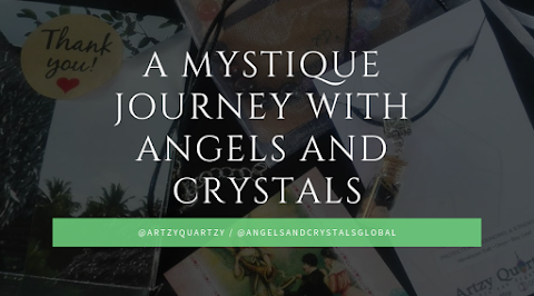 A Mystique Journey With Angels and Crystals