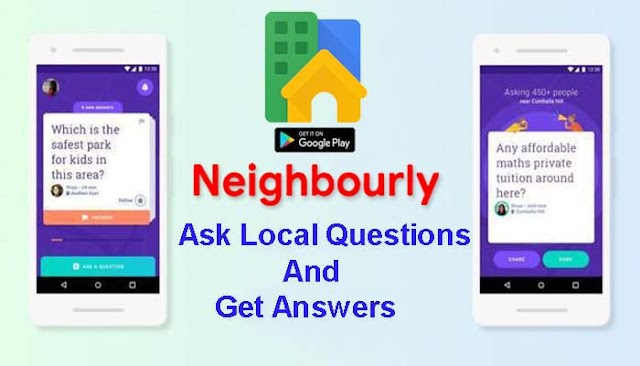 Google Useful Neighbourly App: Ask Local Questions And Get Answers