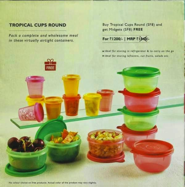 Tropical Cups Round