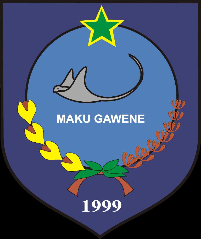Logo Kota Ternate - Provinsi Maluku Utara - Logo Lambang