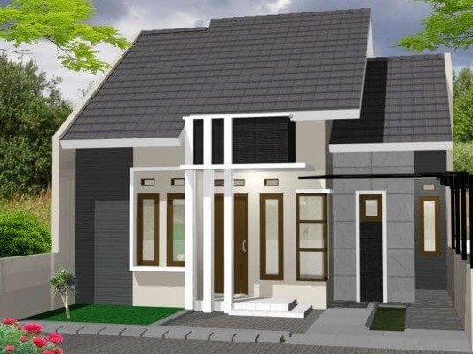Foto Rumah Minimalis Type 36 60 Dan 36 72 1 Lantai Dan 2 Lantai Perusahaan Kontraktor Kontraktor Rumah Jasa Konstruksi