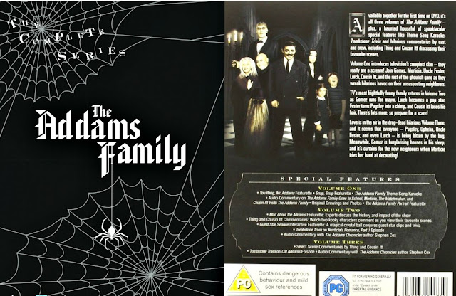 My Obsessions - The Addams Family