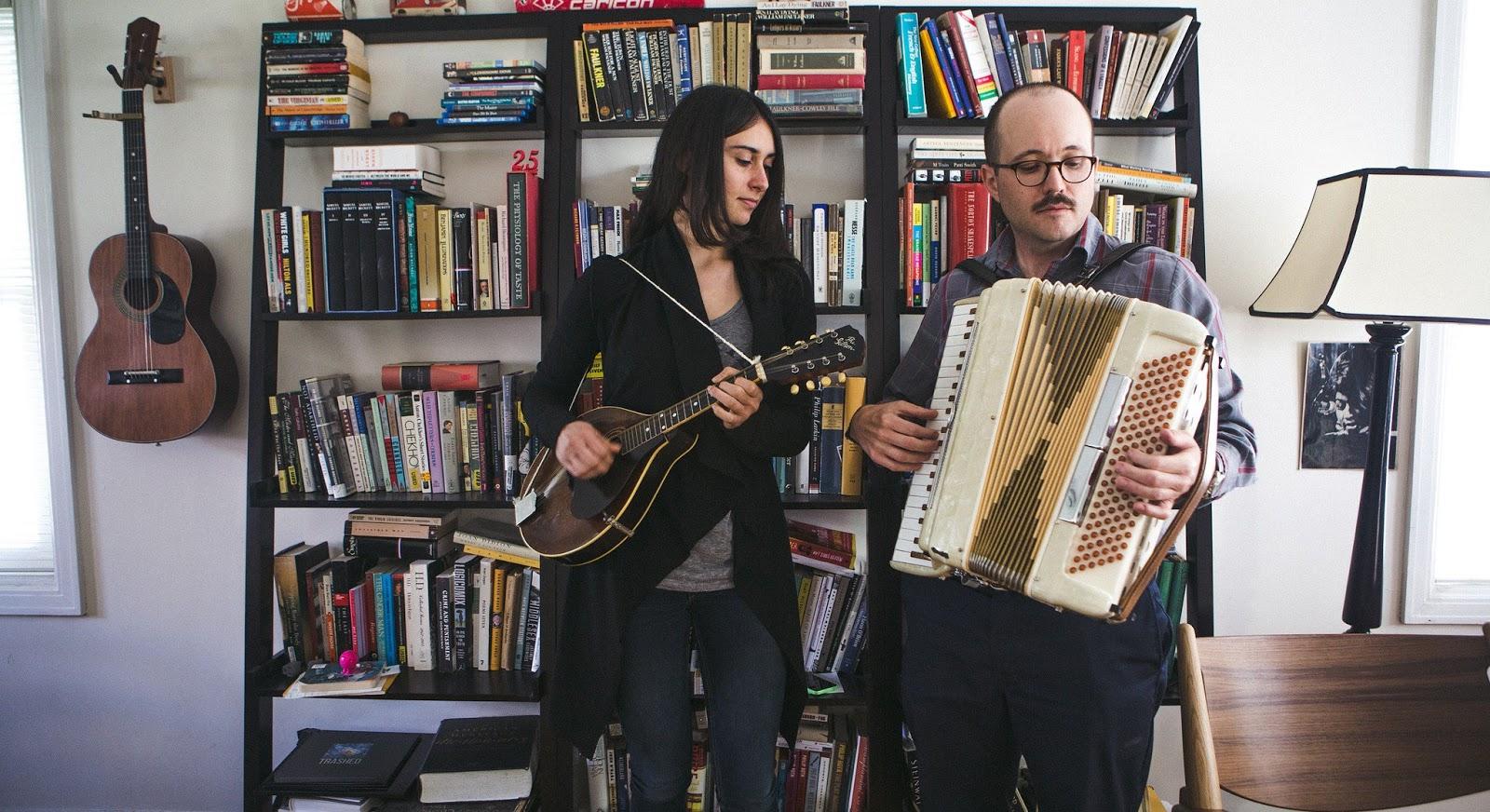 corina figueroa escamilla - Conor Oberst and Wife Corina Escamilla Figueroa Sing An attempt to