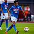 Napoli, tris alla Sampdoria
